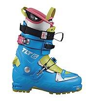 Dynafit TLT 6 Mountain Women's CR, Light Blue/Light Green