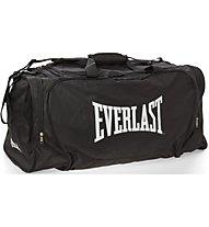 Everlast Borsa Sport Grande Borsa a tracolla fitness, Black