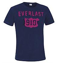 Everlast Jersey Garment Wash Man, Dark Blue