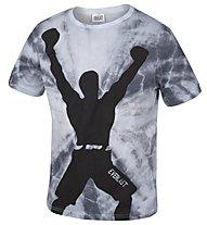 Everlast Jersey Tye&Dye maglietta bambino, Black