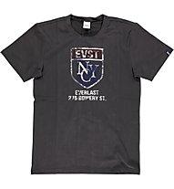 Everlast T-Shirt Stretch Crest, Anthracite