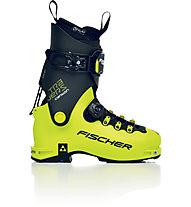 Fischer Travers Carbon - Skitourenschuhe, Yellow/Black