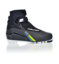 Fischer XC Comfort Pro Black Yellow - Langlaufschuhe, Black/Yellow