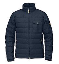 Fjällräven Övik Lite giacca piuma, Dark Navy