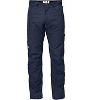 Fjällräven Barents Pro Jeans Pantaloni Trekking, Blue