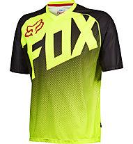 Fox Maglia MTB Flow Jersey, Flo Yellow