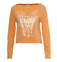 Freddy Felpa donna, Orange