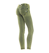Freddy Wr.Up Panta Attack 7/8 Hose Damen, Light Green