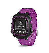 Garmin Forerunner 25 HR, Black/Purple