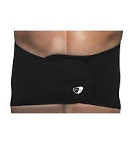 Get Fit Supporto schiena regolabile, Black