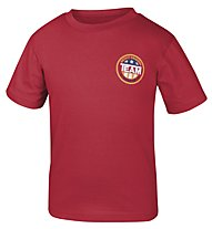 Get Fit Boys Basic T-Shirt, Red
