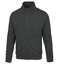 Get Fit Man Sweater Full Zip - Baumwolljacke Herren, Black