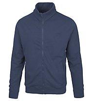 Get Fit Man Sweater Full Zip - Baumwolljacke Herren, Navy