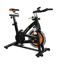 Get Fit Rush 350 Speedbike, Black/Orange
