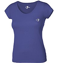 Get Fit Fitness Shirt Damen, Blue