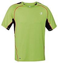 Get Fit T-Scorpet T-Shirt Running, Green Glow