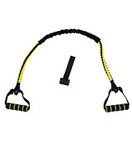 Get Fit TPR Pull Exerciser, Black/Yellow