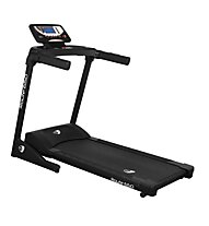 Get Fit Treadmill Route 650 Tapis Roulant, Black