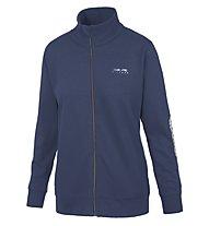 Get Fit Woman Sweater Full Zip Sweatshirt-Jacke Damen, Navy