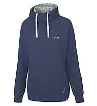 Get Fit Woman Sweater With Hood - felpa con cappuccio donna, Navy