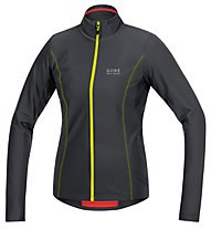GORE BIKE WEAR Element Lady Thermo Jersey maglia bici donna manica lunga, Black/Neon