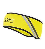 GORE RUNNING WEAR Mythos 2.0 WS Headband WINDSTOPPER Stirnband, Yellow