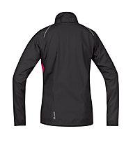 GORE RUNNING WEAR Sunlight 3.0 Active GORE-TEX Jacke für Damen, Black/Pink