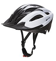 Hot Stuff Radhelm, Black/White
