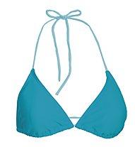 Hot Stuff Bikini Top Triangle, Lagune/Sky