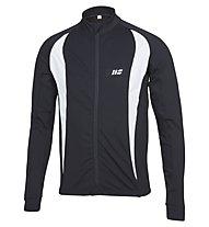 Hot Stuff Men's Brushed Jersey, Black/White