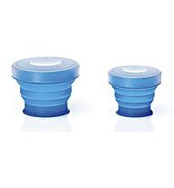 Humangear Gocup - Reisetrinkbecher, Ocean Blue