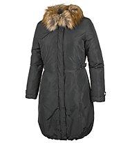 Iceport Long Parka - Damenjacke, Black