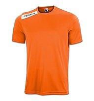 Joma T-shirt calcio Victory, Orange/White