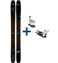K2 Skis Annex 118 Seth Morrison Pro Model Set: sci+attacco