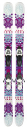 K2 Skis Missy+Fastrack II 7.0 85 mm