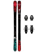 K2 Skis Press Set: Ski+Bindung