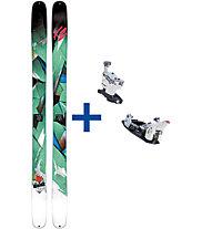 K2 Skis Remedy 102 Set: Ski+Bindung