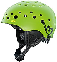 K2 Skis Route - Helm, Green