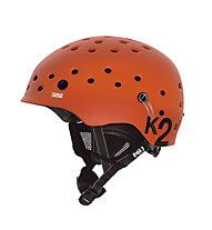 K2 Skis Route - Helm, Orange