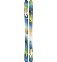 K2 Skis Wayback 82 ECOre, Green/Blue/Yellow