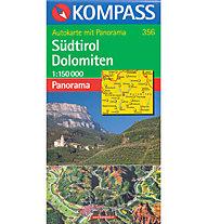 Kompass Carta N° 356 1:150.000