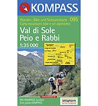 Kompass Carta N° 095 1:35.000, 1:35.000