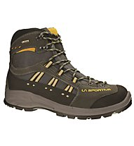 La Sportiva Colbricon GTX Men Scarpa, Grey/Yellow