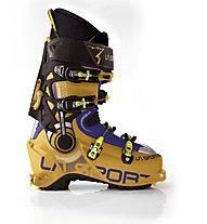 La Sportiva Spectre 2.0 - scarpone scialpinismo, Yellow/Blue