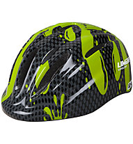Limar 124 Kids & Youth Superlight Kinder-Fahrradhelm, GreenSplash