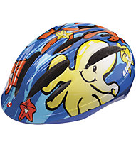 Limar 242 Kids & Youth Kinder-Fahrradhelm, Wave (Blue)