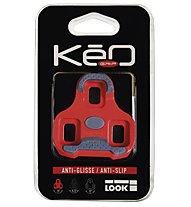 Look Keo Grip, Red
