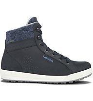 Lowa Tortona GTX Mid Ws Damen Winterfreizeitschuh, Blue