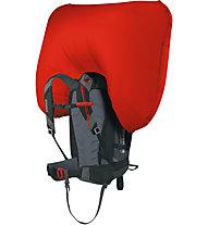Mammut Pro Removable Airbag, Black/Smoke