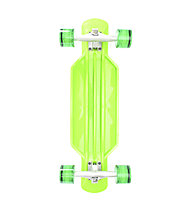 Maui and Sons Halcyon Beach Plastik Freeride-Skateboard, Halcyon Beach